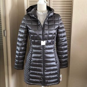 Calvin Klein Hooded Packable Premium down jacket